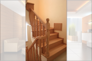 Ankara ahşap merdiven firmaları