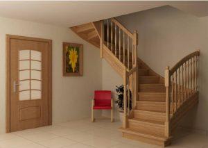 ahsap-merdiven-renk-ve-desenler